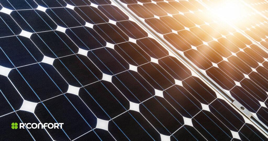 Panneaux photovoltaïques pour une autoconsommation d'électricité
