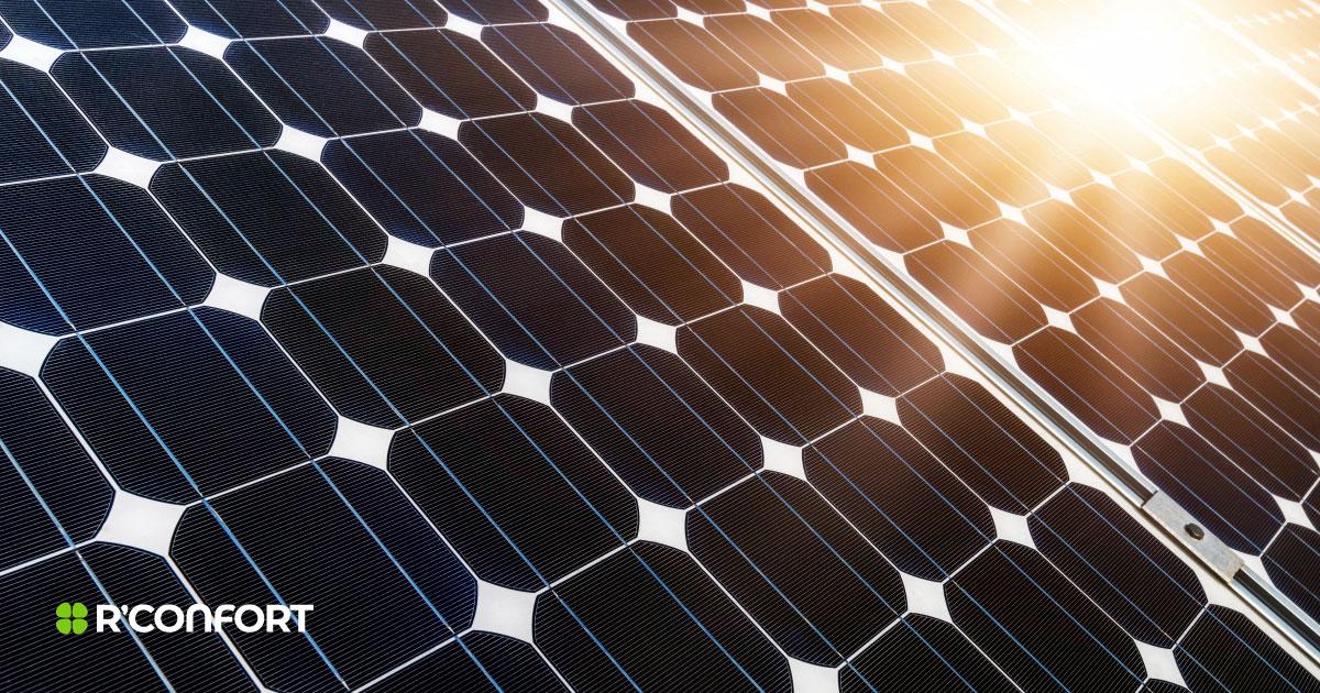 Faites des économies grâce à l'autoconsommation avec des panneaux photovoltaïques