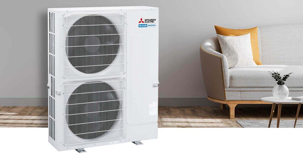 Annecy : installation d'un chauffage-climatisation réversible