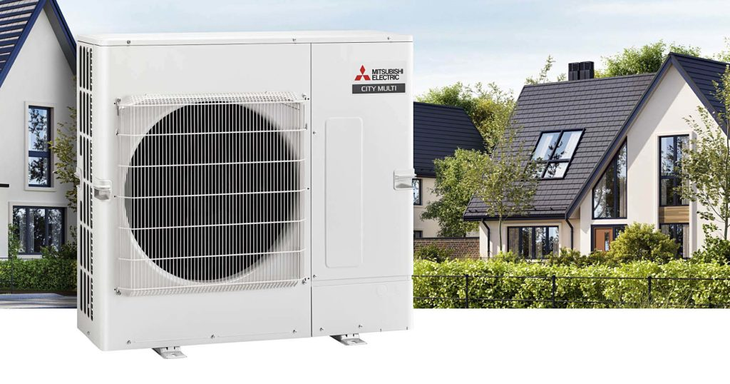 Installation à Saint-Etienne d'un chauffage-climatisation réversible
