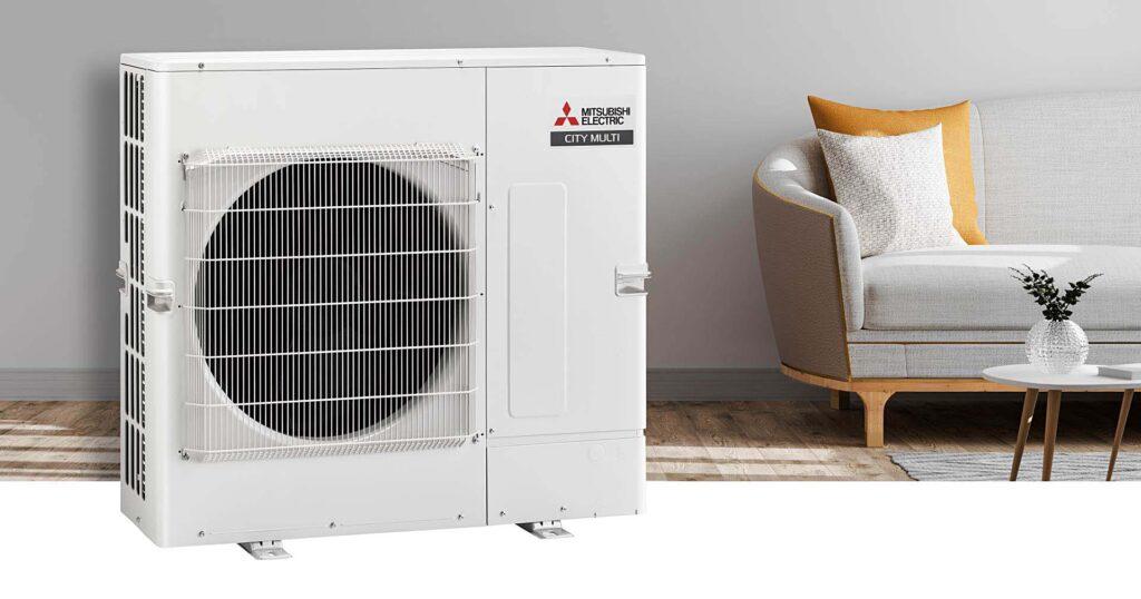 Annemasse : installation d'un chauffage-climatisation réversible