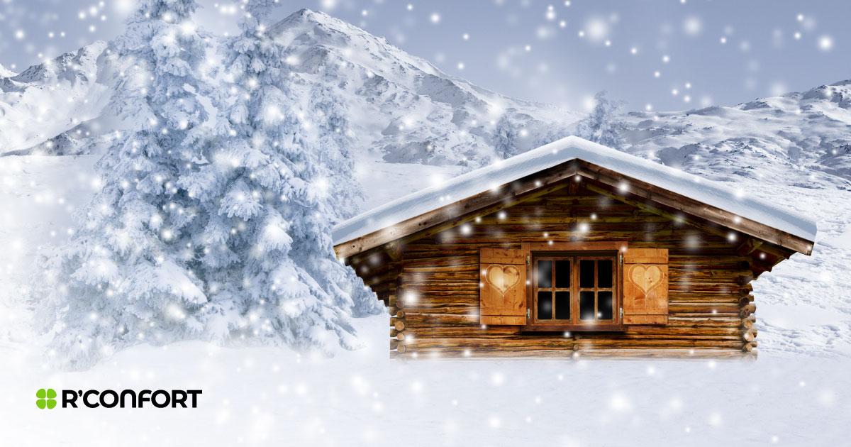 Une pompe à chaleur est-elle efficace quand on habite à la montagne ?
