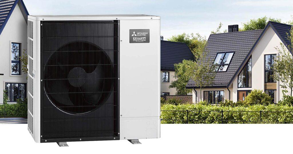 Installation à Montbrison d'un chauffage-climatisation réversible