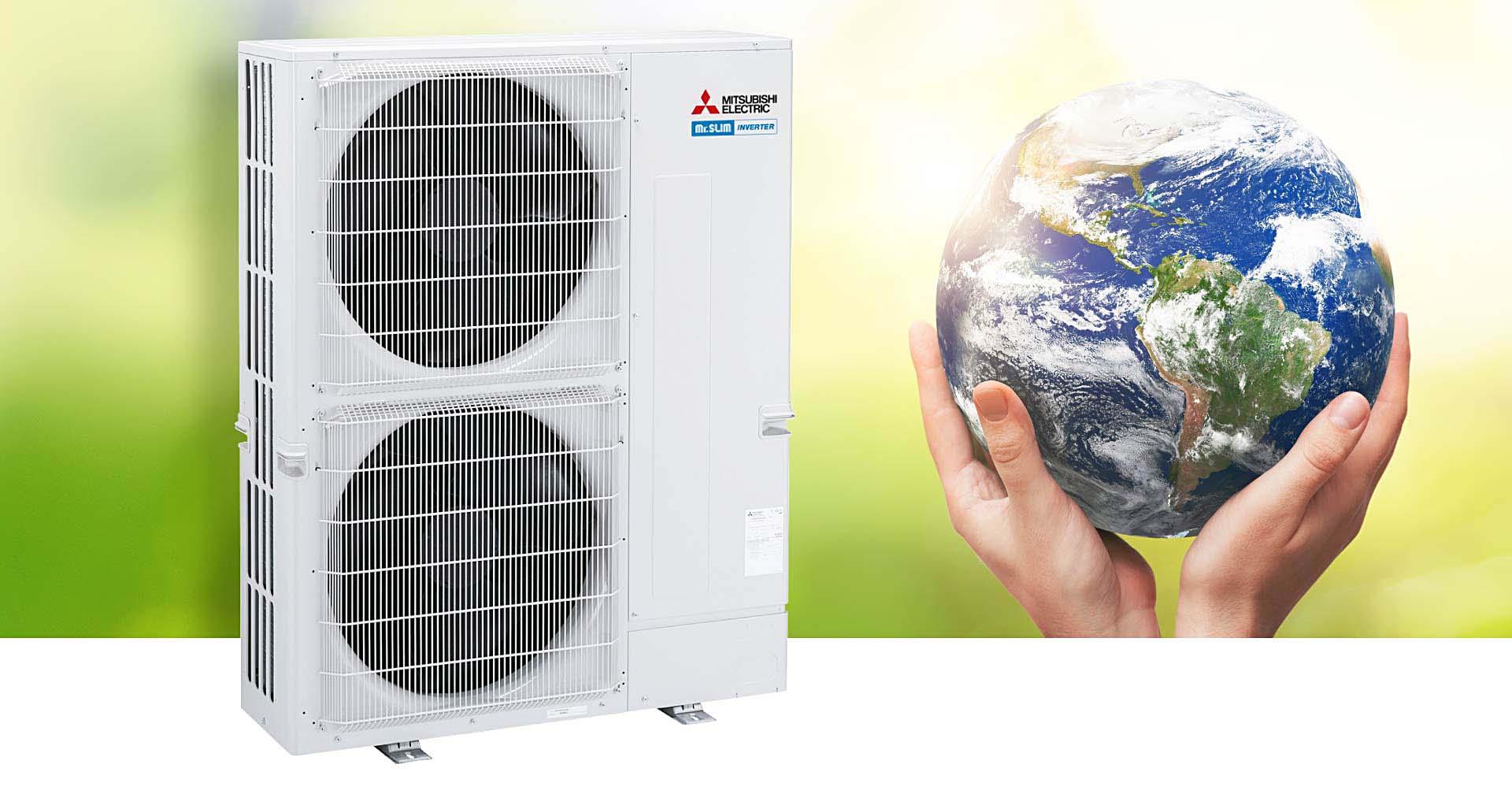 Votre chauffage / climatisation réversible grâce à un installateur à La Ravoire