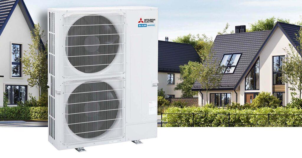 Installation à Cournon-d'Auvergne d'un chauffage-climatisation réversible