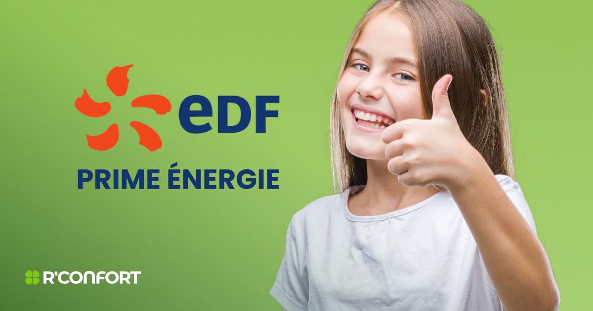 Prime Énergie EDF : un coup de pouce de plus !