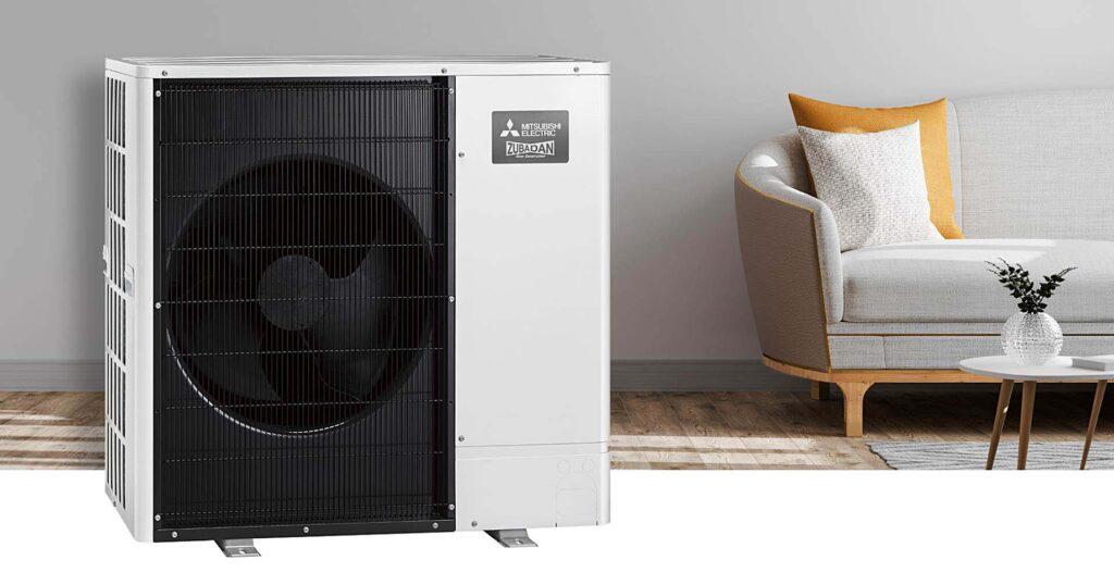 pompe à chaleur installation à Sallanches
